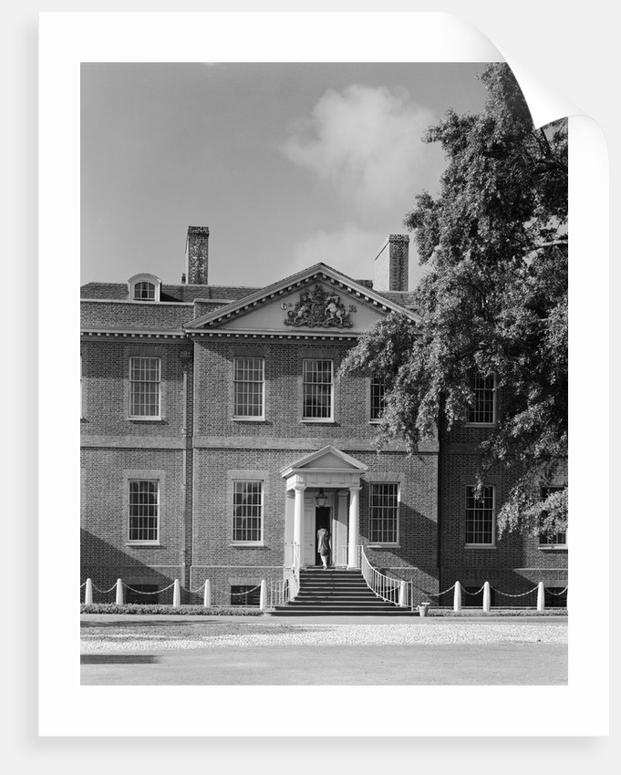 Exterior of Tryon Palace by Corbis