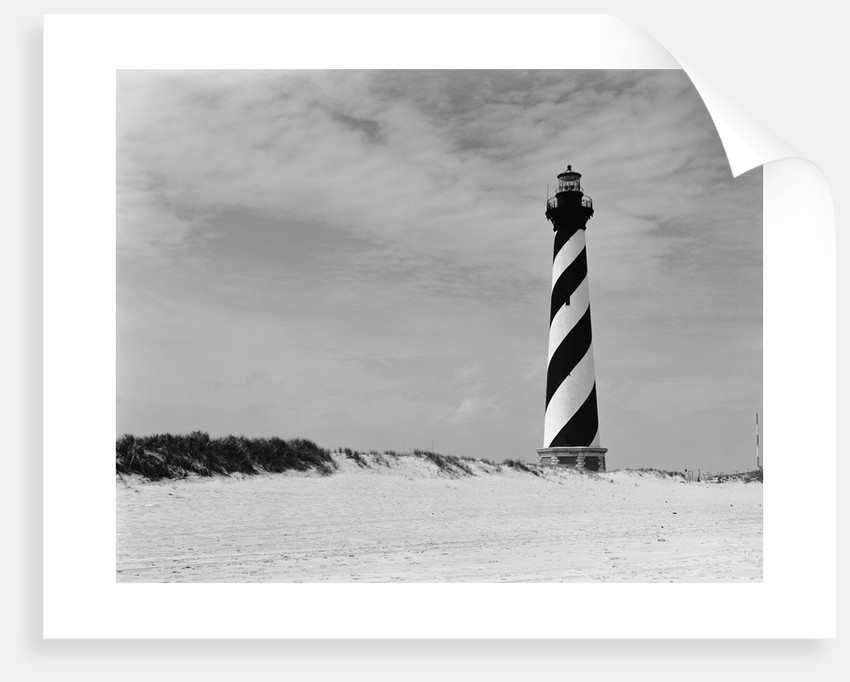 Cape Hatteras Lighthouse by Corbis