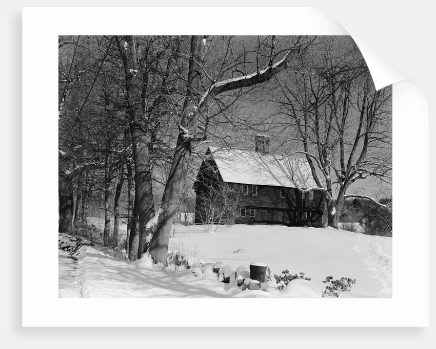 Parson Capen House by Corbis