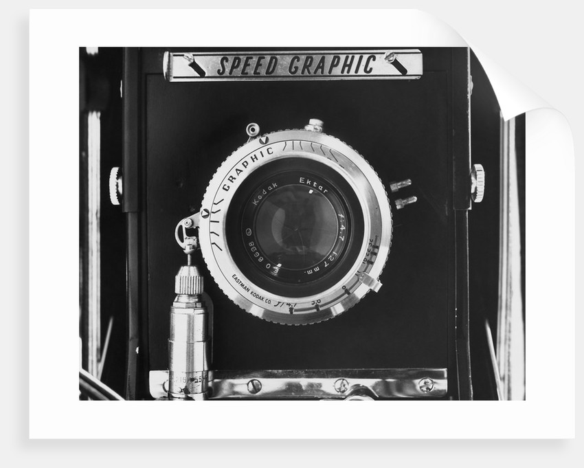 Camera Lens by Corbis