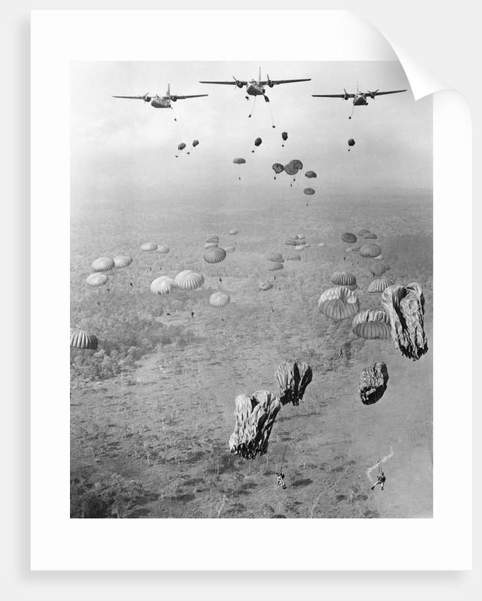 Operation Phi Hoa II by Corbis