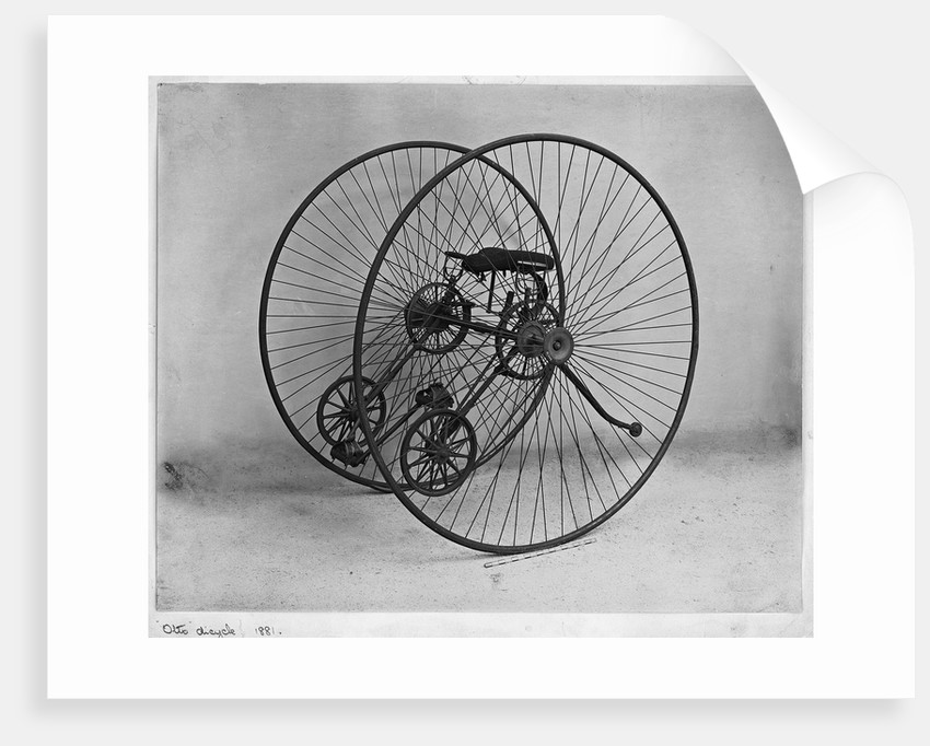 The Otto Cycle by Corbis