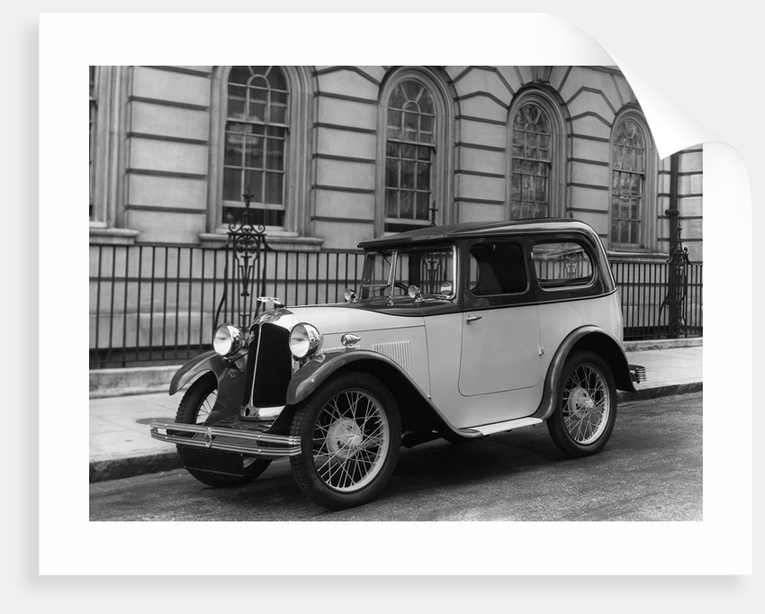 Austin Swallow Automobile by Corbis