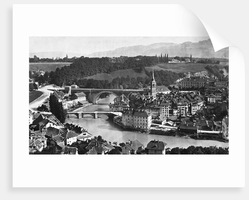 A View of Bern by Corbis
