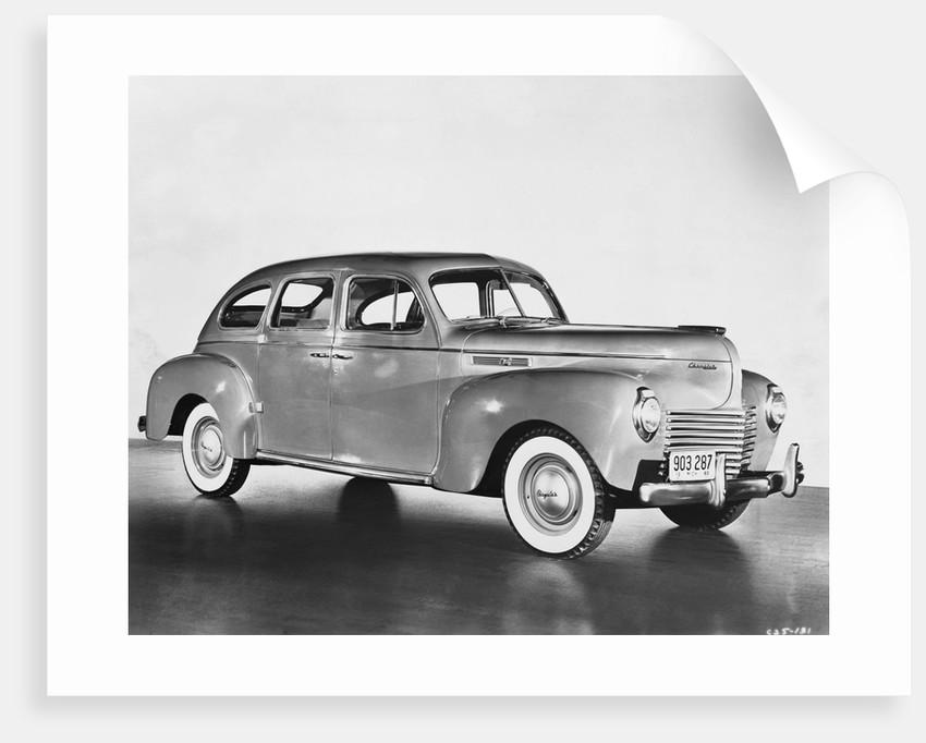 Chrysler Royal 6 Sedan by Corbis