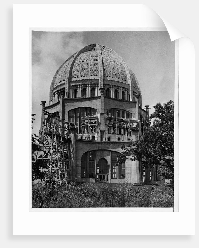 Bahai House of Worship by Corbis