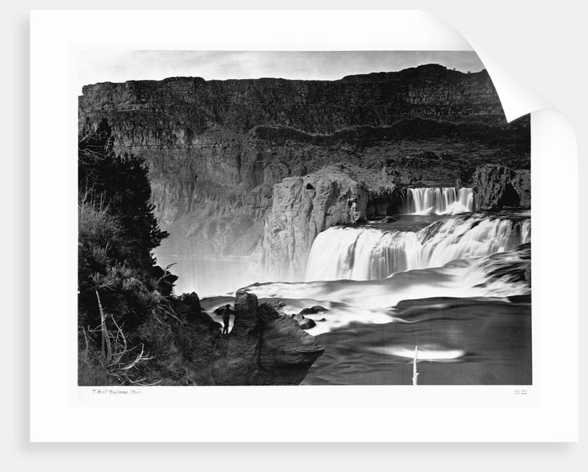 Shoshone Falls, Snake River, Idaho by Corbis