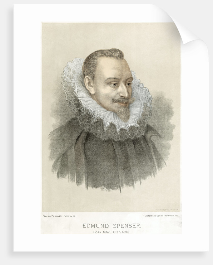 Edmund Spenser by Corbis