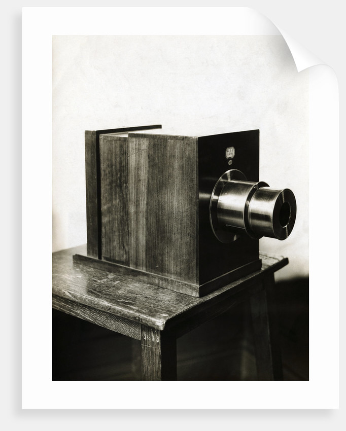 Early Camera by Corbis