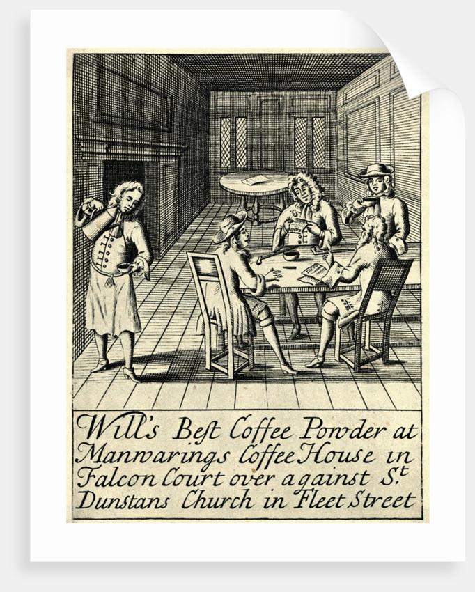 Scene in Coffee Shop by Corbis