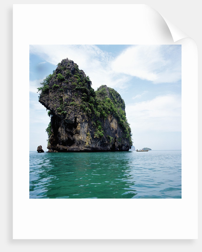 Coastline Thailand by Corbis