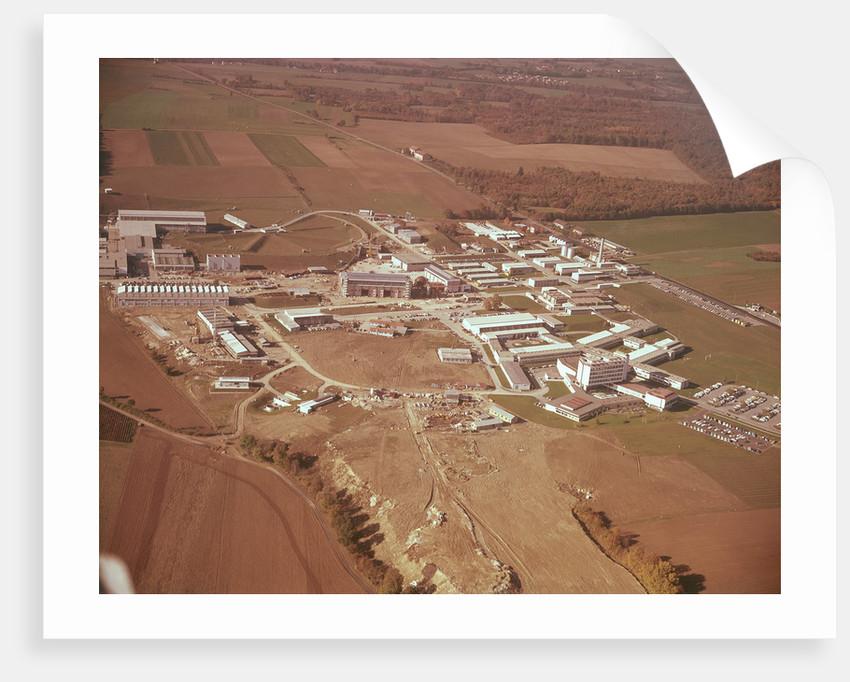 CERN Atomic Research Installation by Corbis