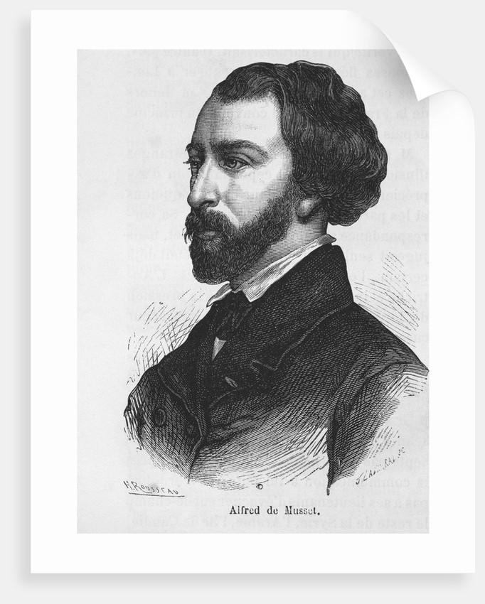 Alfred de Musset poésie française