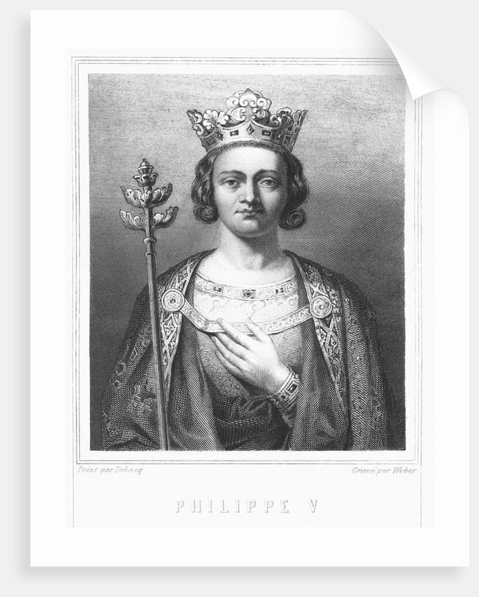 Philip V by Weber