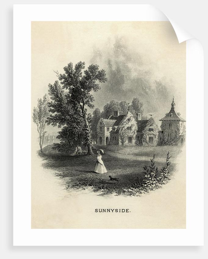 Illustration of Sunnyside by Corbis