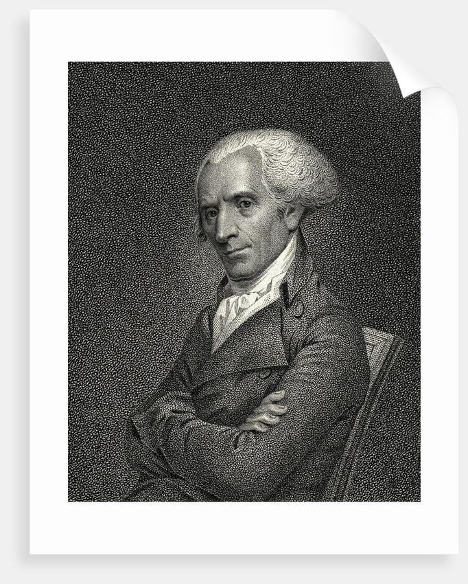 Portrait of Elbridge Gerry by Corbis