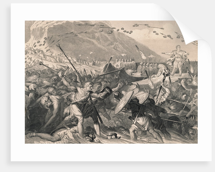 Roman Battle Scene Posters Amp Prints By Corbis