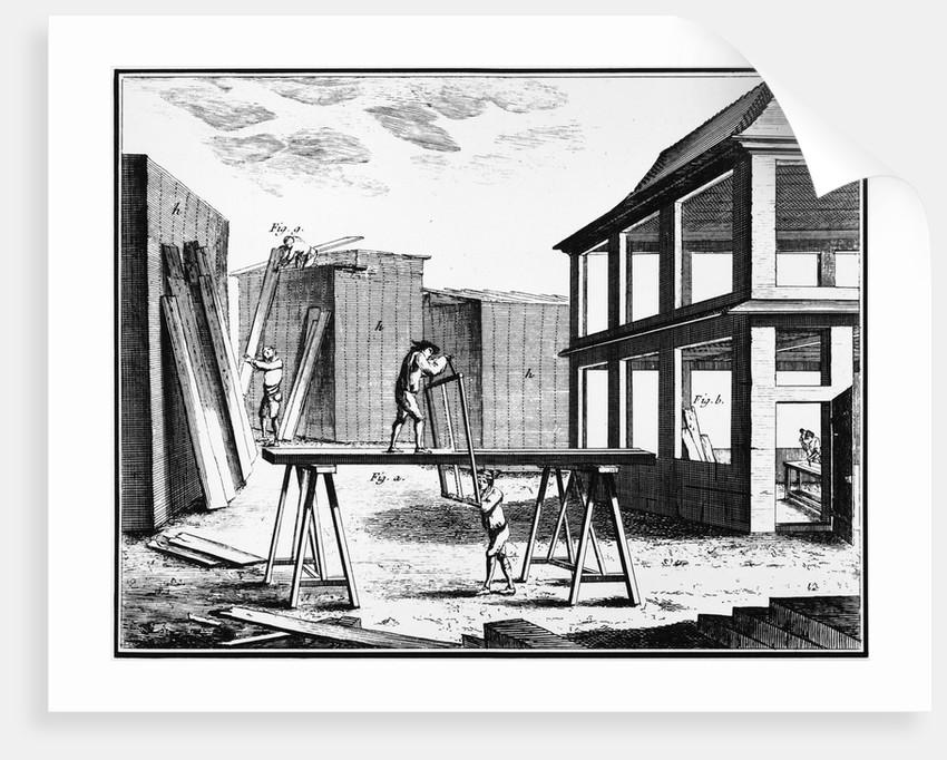 Carpenters by Corbis