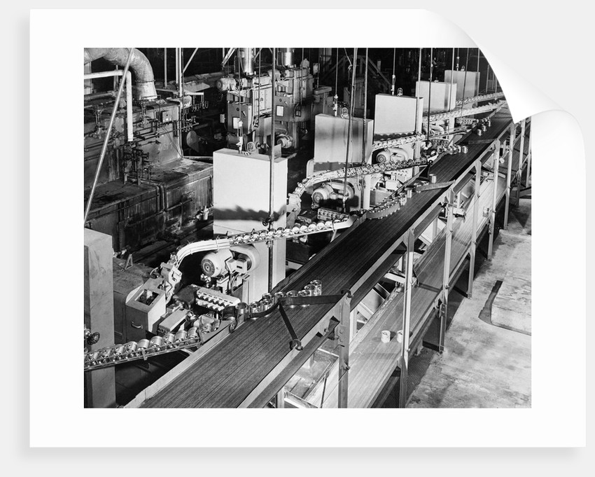 Ford Engine Plant by Corbis