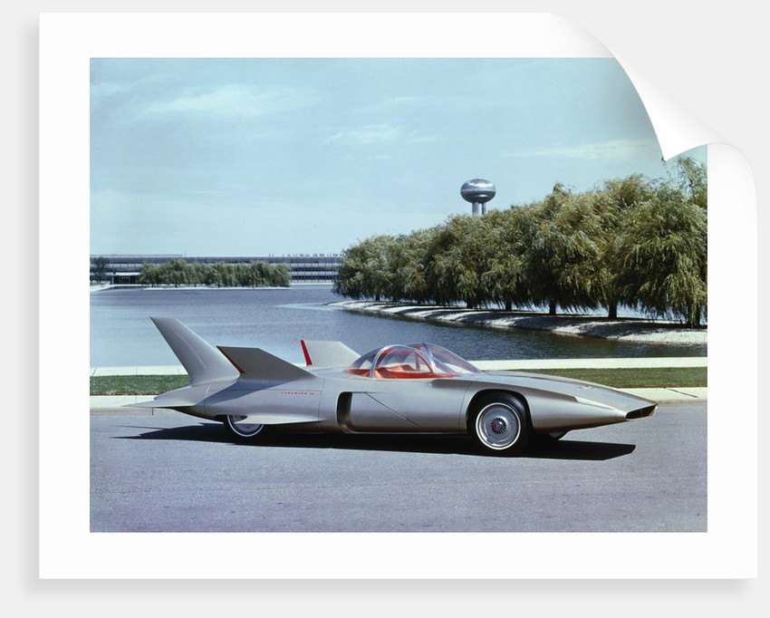 "Turbineengine ""Firebird III"" by Corbis"