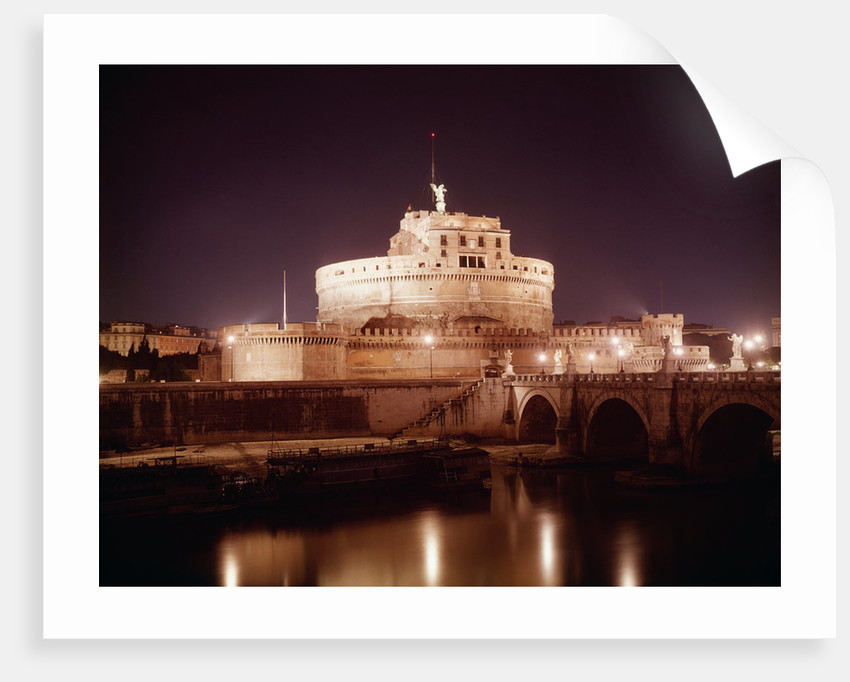 Castle Sant' Angelo by Corbis