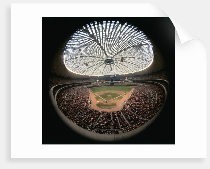 Houston Domed Stadium by Corbis