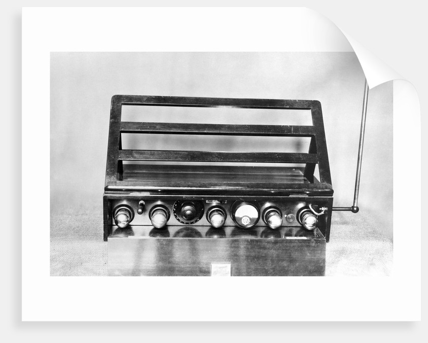 Theremin, First Electronic Instrument