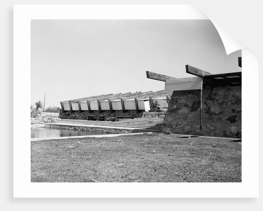 External View of Taliesin West by Corbis