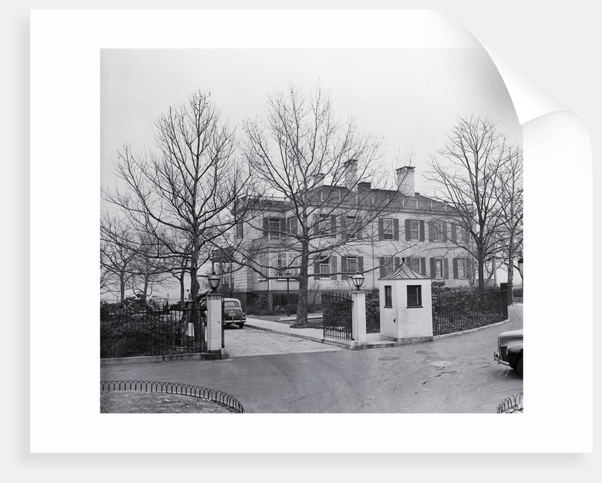 Gracie Mansion by Corbis