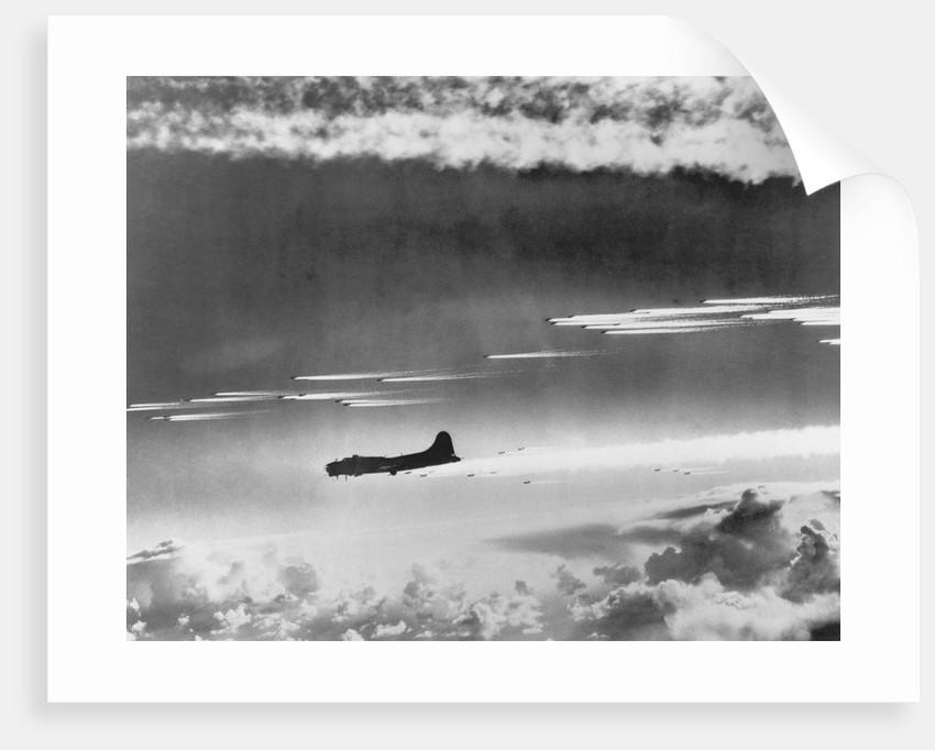Fleet of Bombers by Corbis