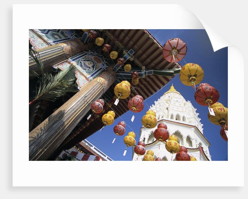 Ban Po Thar Pagoda in Malaysia by Corbis