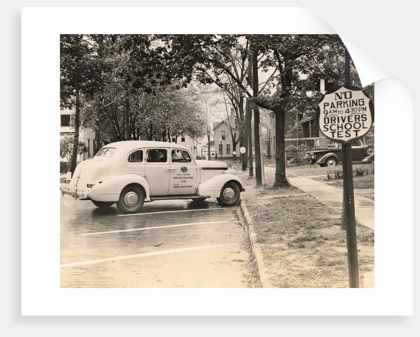 Driving School Automobile by Corbis