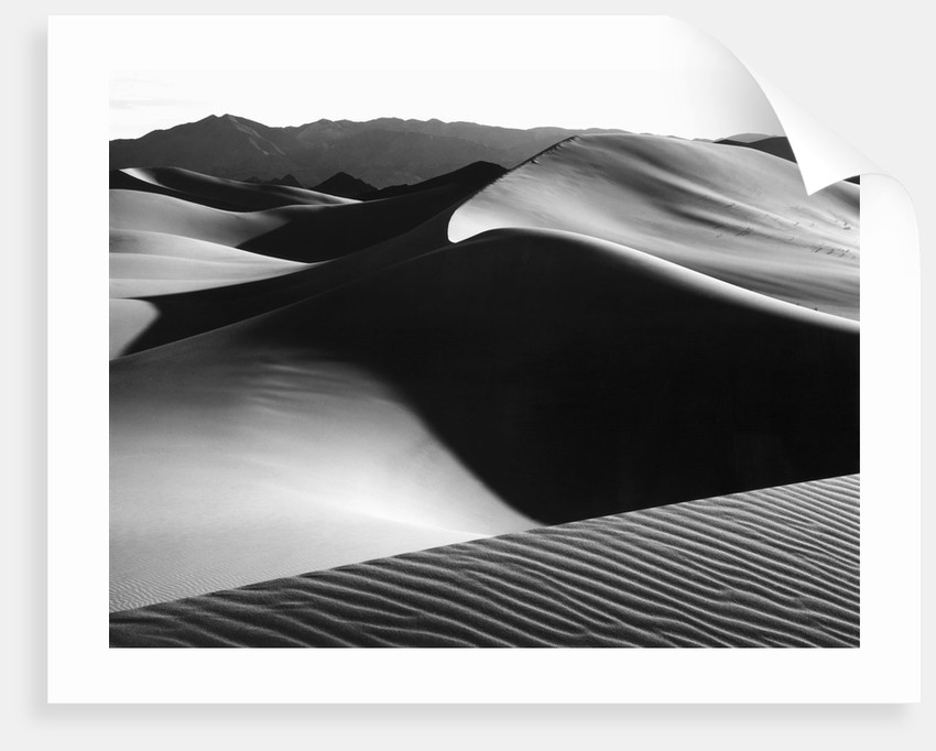 Dunes, Death Valley, 1967 by Corbis