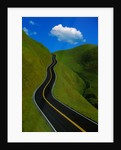 Highway Winding Through Countryside by Corbis