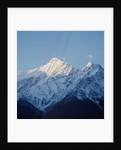 A mountainous landscape by Corbis