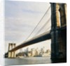 Brooklyn Bridge, New York City, USA by Corbis
