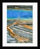 Boardwalk at the Grand Prismatic Spring, Yellowstone National Park, Wyoming by Corbis