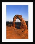 Arches National Park, Delicate Arch, Utah, USA by Corbis