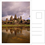Angkor Wat temple, Cambodia, Asia by Corbis