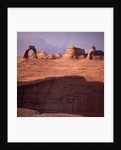 Delicate Arch, Arches National Park, Utah, USA by Corbis