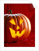 Halloween pumpkin by Corbis