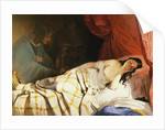 The Dream by Friedrich von Amerling