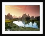 Fishing on the Li River by Corbis