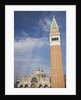 Campanile and Basilica of San Marco by Corbis