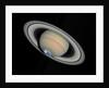 Aurora on Saturn by Corbis