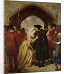 Sir Thomas Moore's Farewell to His Daughter by Edward Matthew Ward