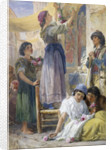Preparing for the Festival by Francis William Topham