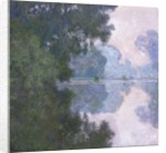 Morning on the Seine, near Giverny by Claude Monet