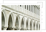 Detail of the Doge's Palace by Corbis