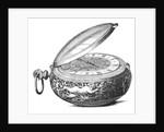 17th Century Nuremberg Egg Watch by Corbis